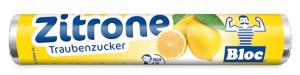 Bloc Traubenzucker Zitrone Rolle